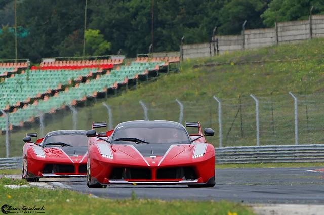 Ferrari FXXK #52