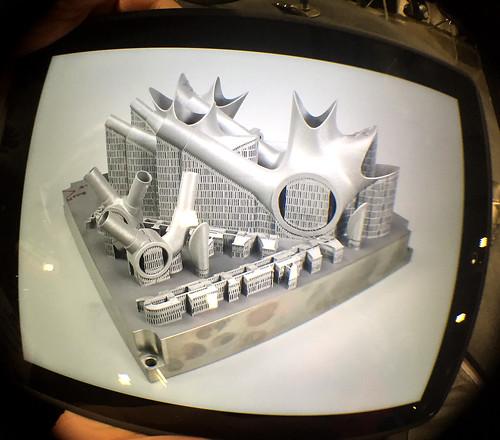 3D printed ti lugs