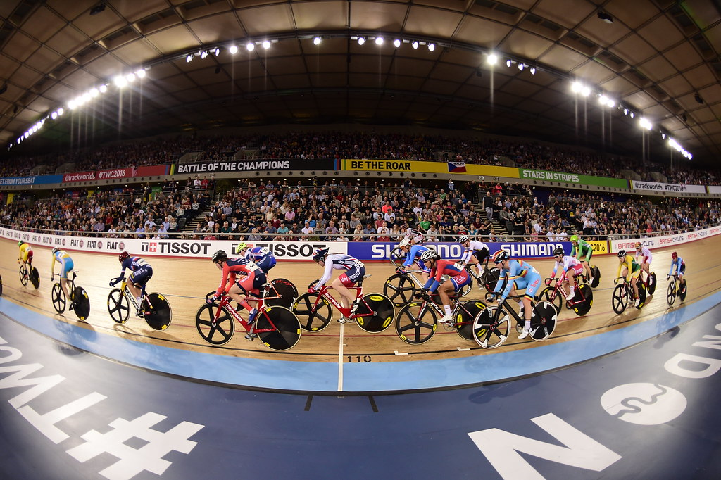 2016 UCI Track Cycling World Championships - day four