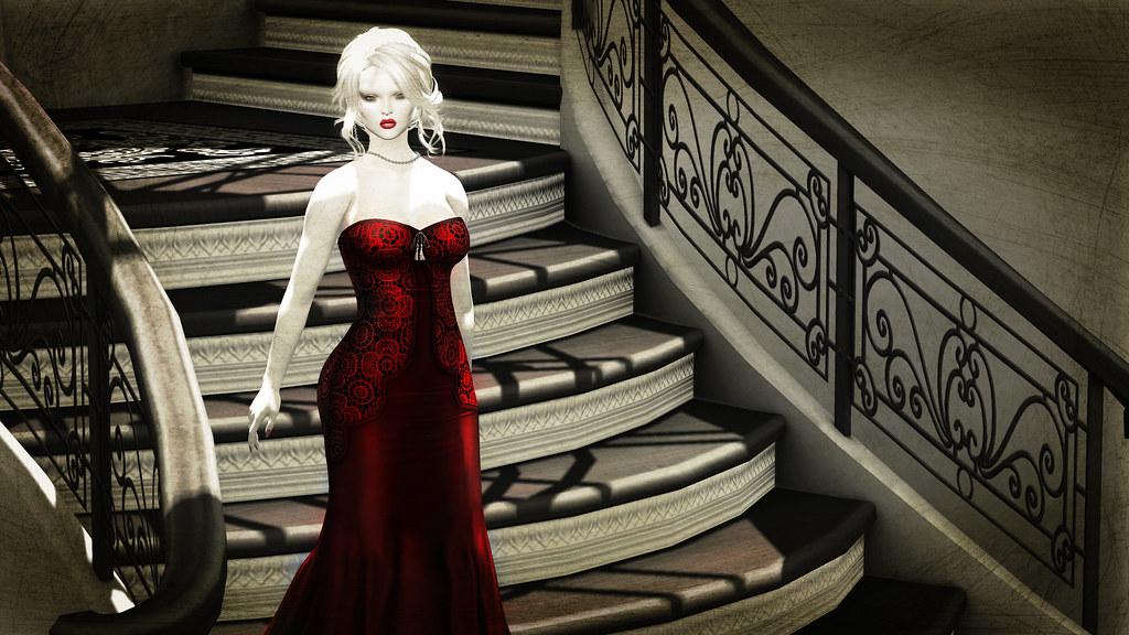 Mistique - Penelope Red