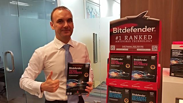 สัมภาษณ์ Bitdefender Thailand แนวโน้มวงการความปลอดภัยและการป้องกัน Ransomware