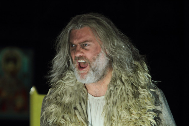 Bryn Terfel in Boris Godunov © ROH 2016. Photograph by Catherine Ashmore