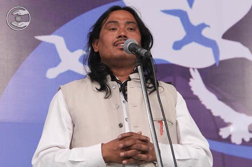 Dharmendra Sagar from Bijnaur expresses his views
