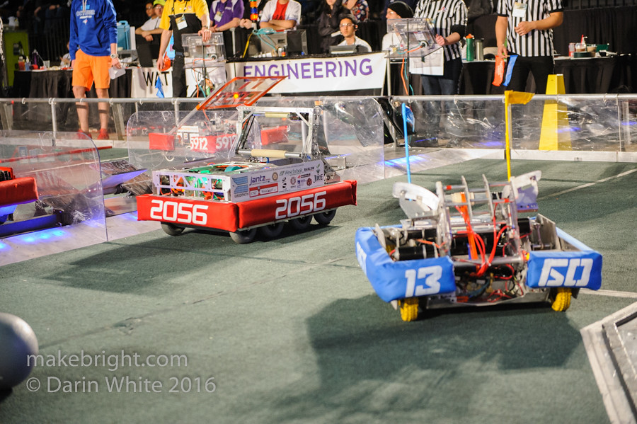 FIRST Robotics Regionals - UW - April 2016 449