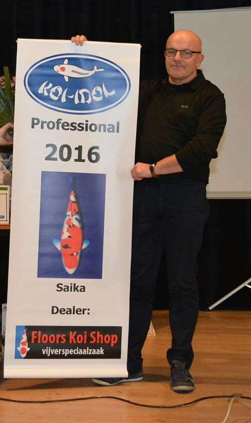Floors Koi Shop Koi Idol Professional 2016