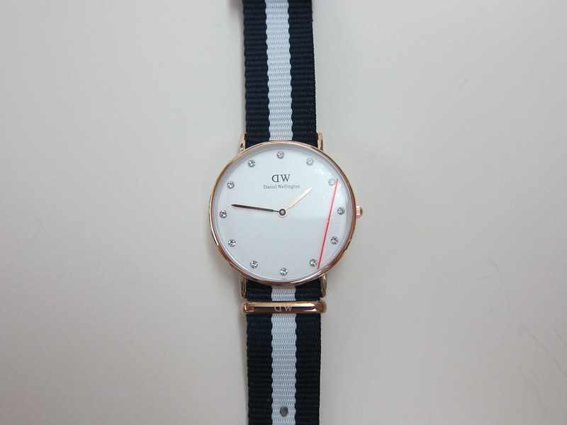 DW - Classy Glasgow Watch Rose Gold (34mm)