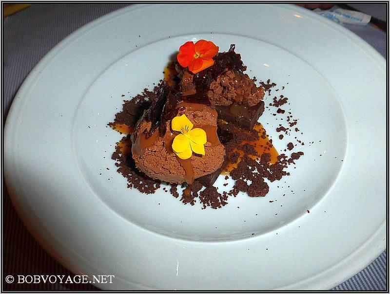 90% שוקולד ב- מסעדת 1910