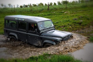4 x 4 Off Road Centres Across Scotland