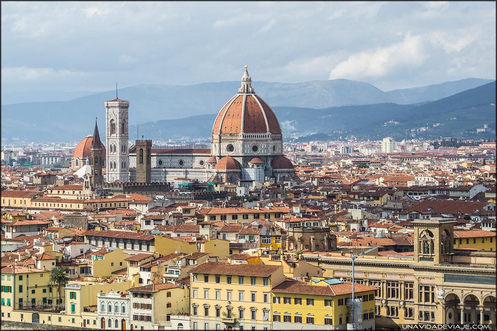 Piazzale Michelangelo Florencia