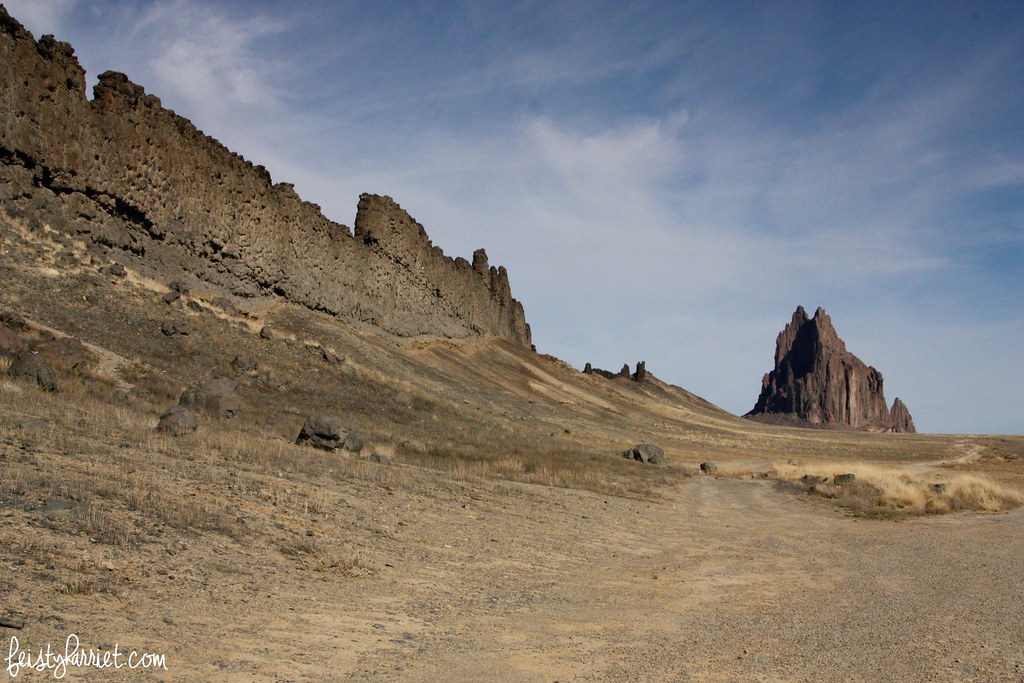 Shiprock Tsé Bit'a'í NM 4_feistyharriet_March 2016
