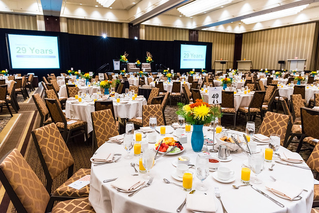29th Annual Persons Day Breakfast, September 24, 2014, Toronto, Ontario