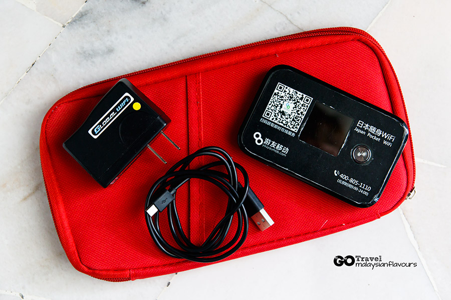 Travel Recommends Pocket Wifi Travel With Unlimited