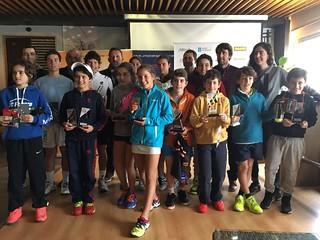 Campeonatos Gallegos Alevín y Cadete 2016