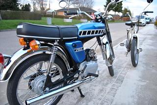 Yamaha og Ciao projekter