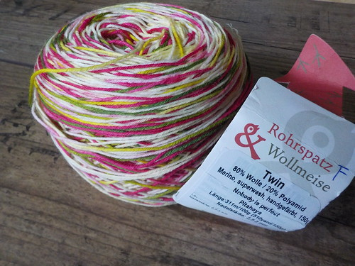 All the woolly goodies that came home with me from Edinburgh Yarn Festival 2016