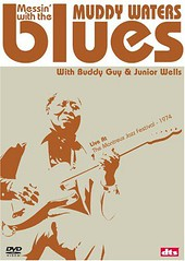 Muddy Waters Messin' with the Blues DVD