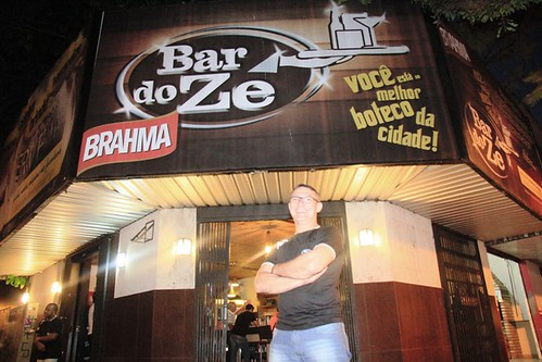 zé do bar