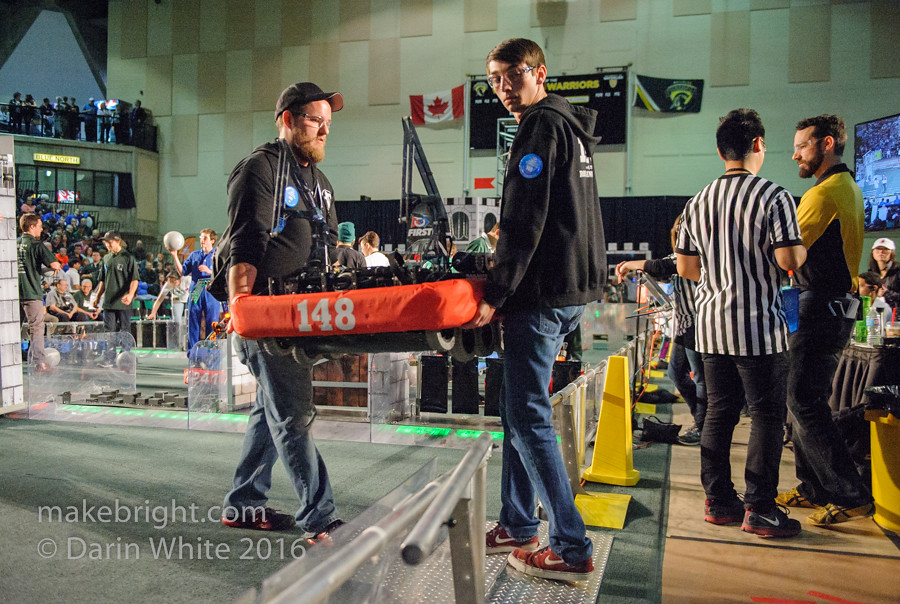 FIRST Robotics Regionals - UW - April 2016 323