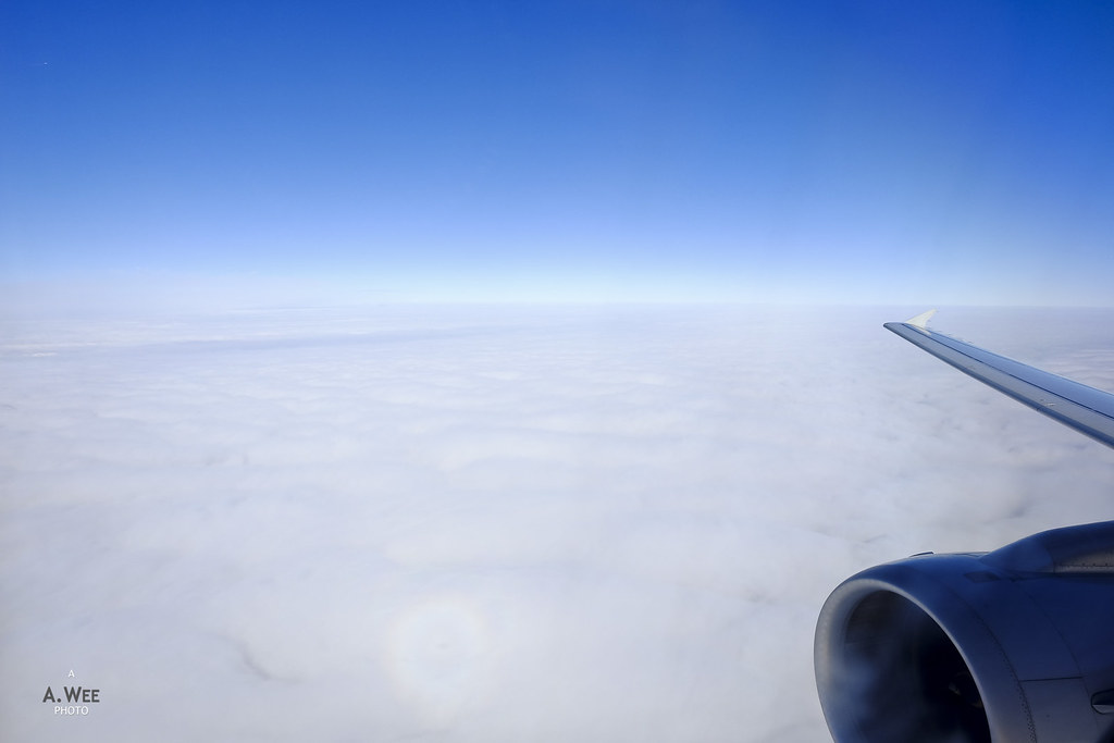 Flying with LH