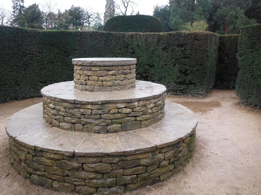 Chatsworth House Maze 3