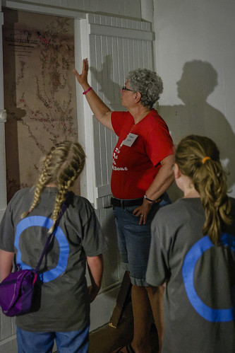 Lighthouse Overnight Adventures for ages 8-12