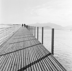 Rapperswil - Ilford HP5+ 120 film