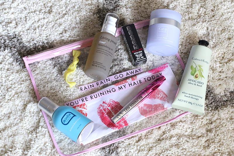 April MIMI beauty products, moisturizer, lotion