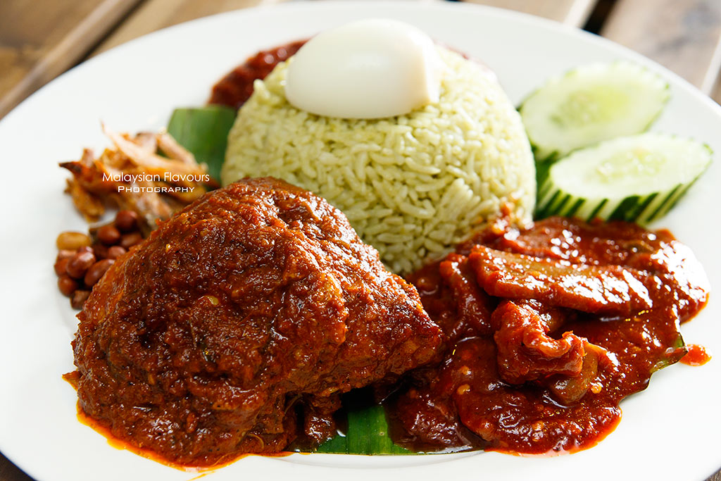 Heartbeans Coffee Cafe Pandan Indah KL nasi lemak