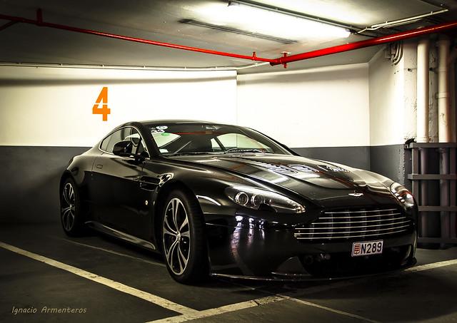 Aston Martin V12 Vantage (Mónaco)