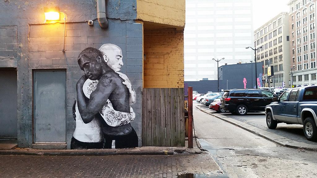 From the Inside  Cincinnati, Ohio Acrylic  2015