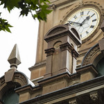 Sydney Town Hall clock tower