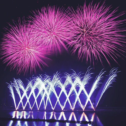 Have A Happy New Year From #EpicFireworks