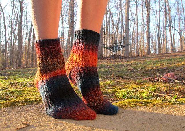 Skyp socks