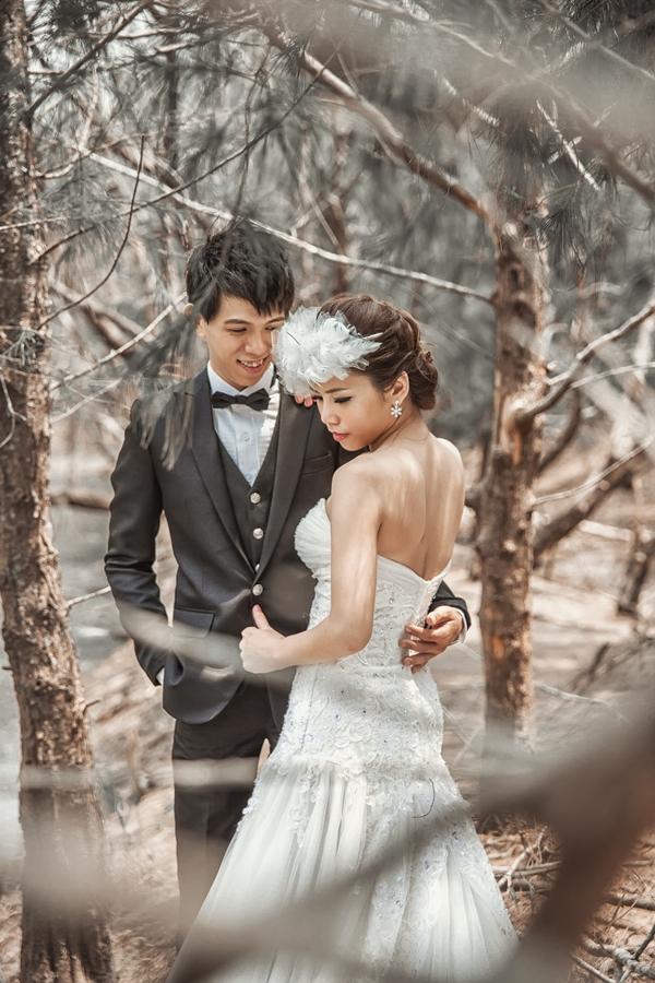 [自助婚紗] Rex & Grace / 雲林三條崙、台西海域