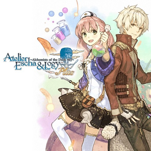 Atelier Escha and Logy Plus Alchemists of the Dusk Sky
