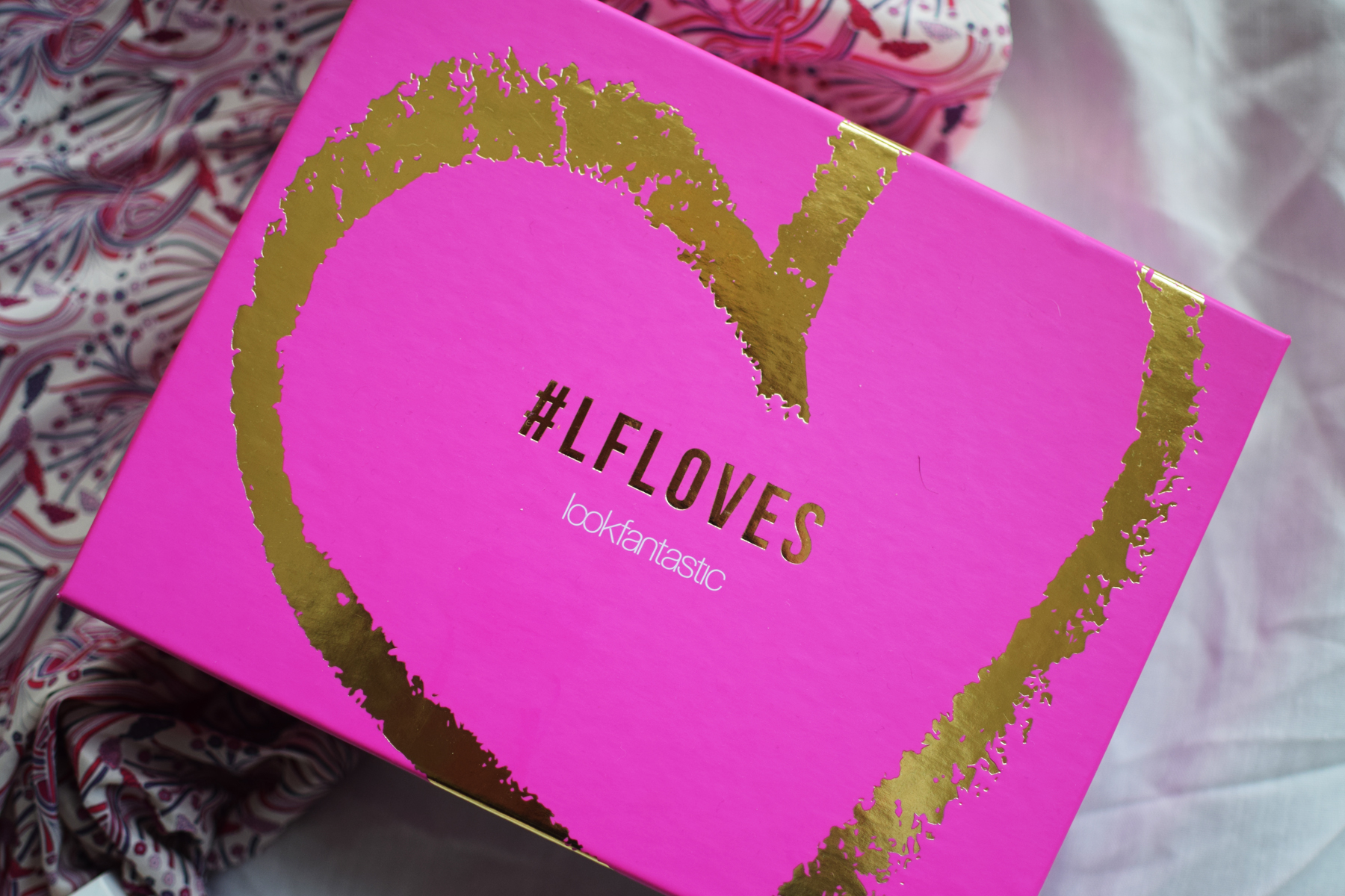 Lookfantastic #LFLOVES Beauty Box