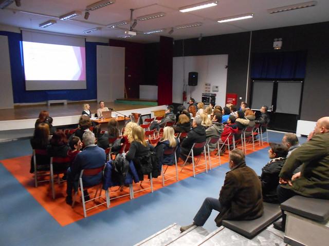 1η συνάντηση γονέων εκπαιδευτικών με τις ειδικούς ψυχικής υγείας