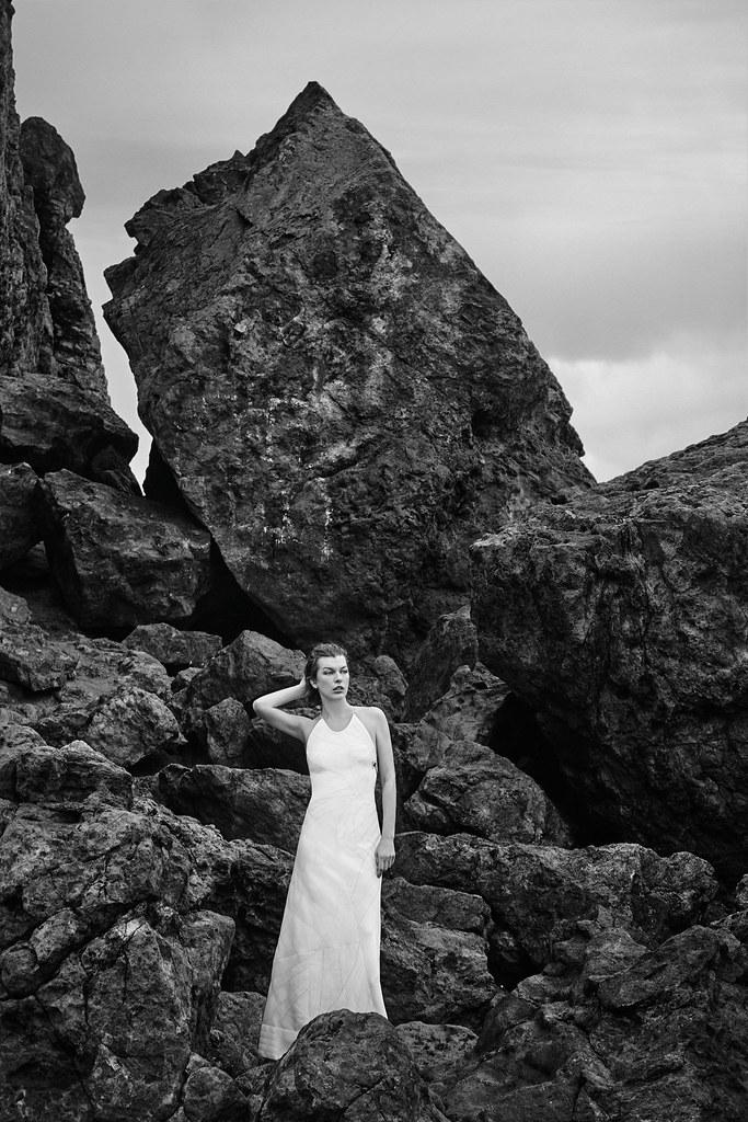 Милла Йовович — Фотосессия для «Harper's Bazaar» ES 2016 – 7