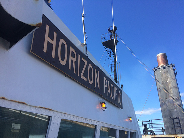 Horizon Pacific name