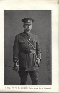 Major W.W.R.Binning
