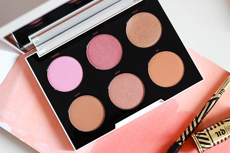 Gwen Stefani Blush Palette Closeup