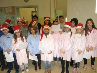 a.s. 2015 2016 Plesso Carducci Festa di Natale