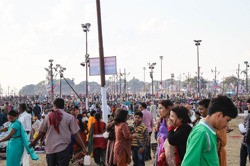 Maha Kumbh Mela festival, India-17