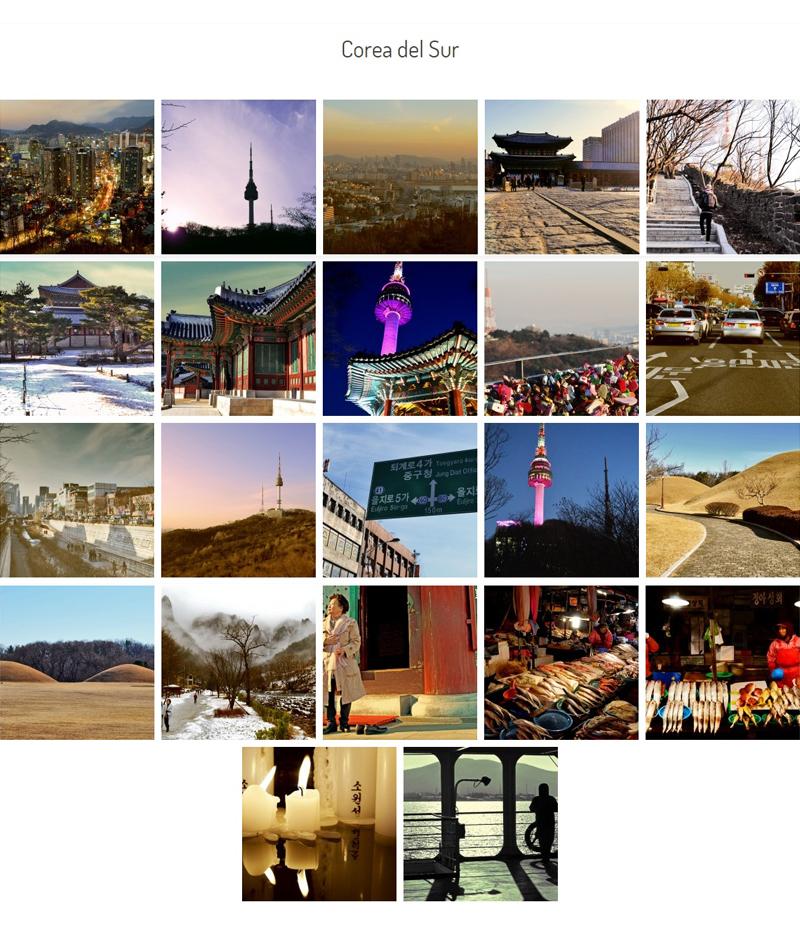 Corea del Sur: Galería de fotos