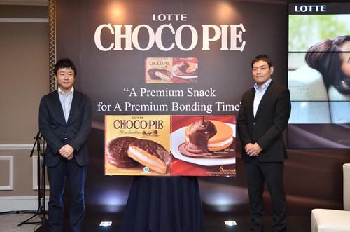 Peresmian Lotte Choco Pie - 3