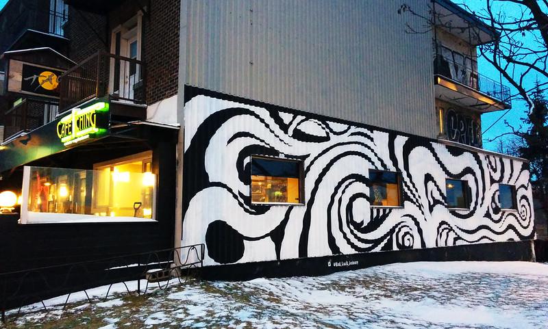 Café I-Ching - Montréal
