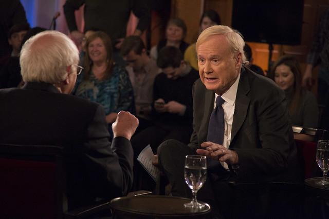 Live Taping of MSNBC's Hardball - 2/25/16