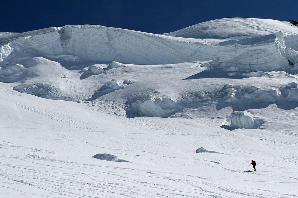 Monte Rosa, Walliser Alpen, Wallis/Valais, SUI. Foto: Jakub Cejpek, cejpek.com:http://www.cejpek.com/