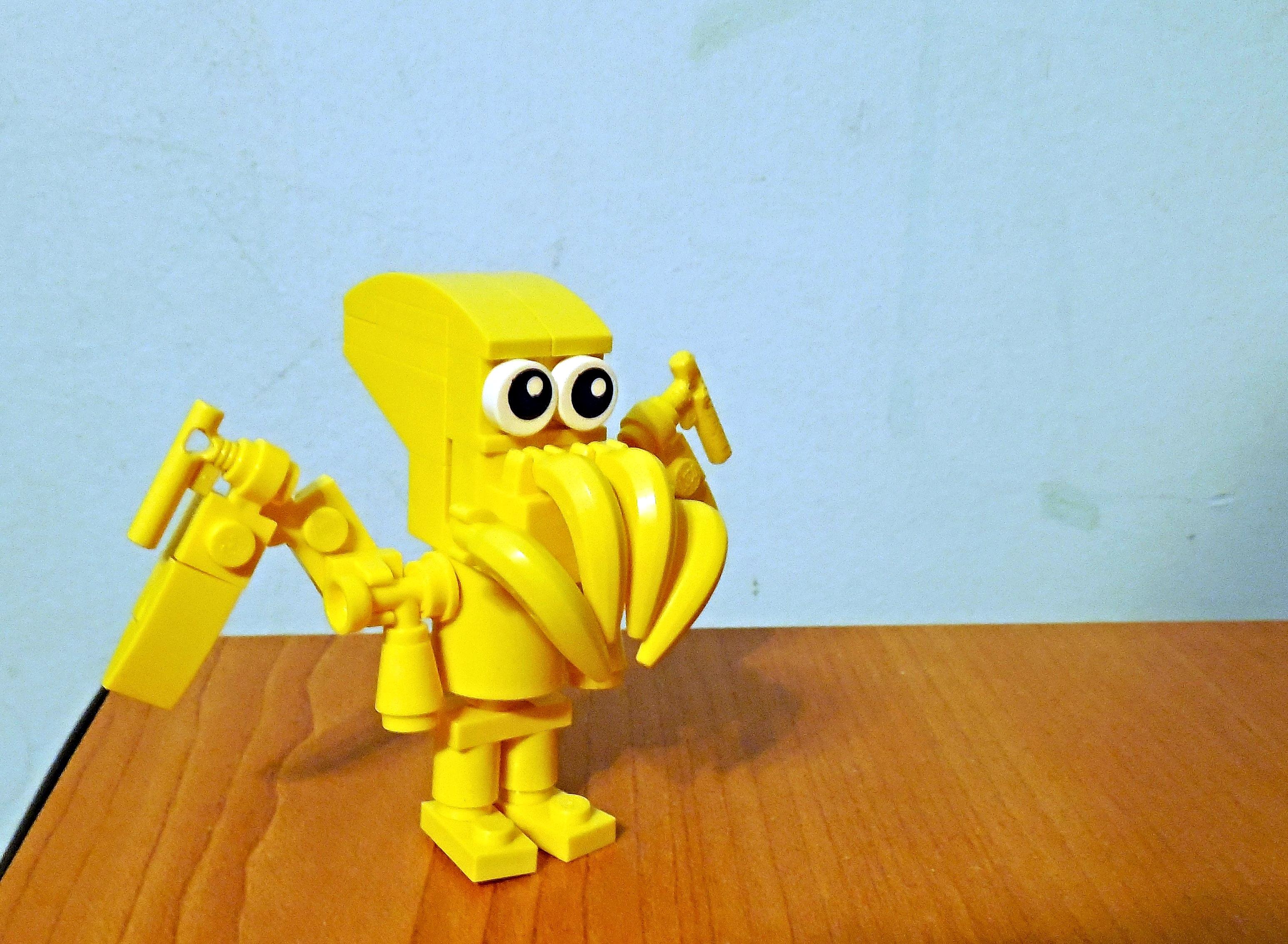 LEGO® MOC by Vitreolum: Nana Cthulhu