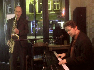 Andy Nicholls & Chris Conway @ the Cactus Cafe